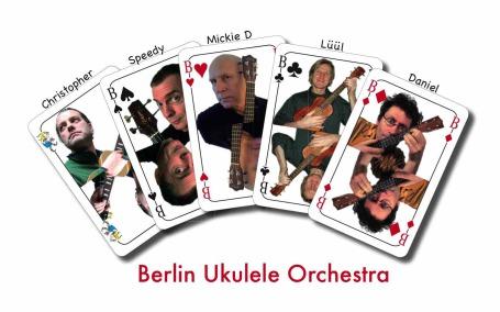 Berlin Ukulele Orchestra